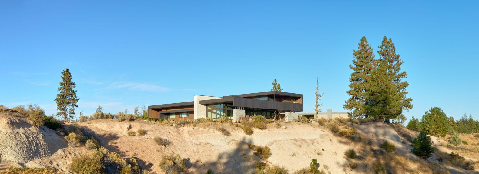 modern architecture golf