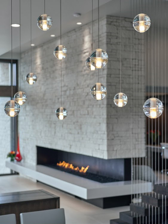 modern interior bocce spark limestone