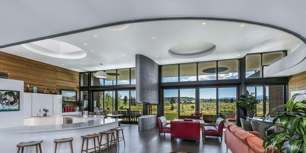 organic modern architecture pedini