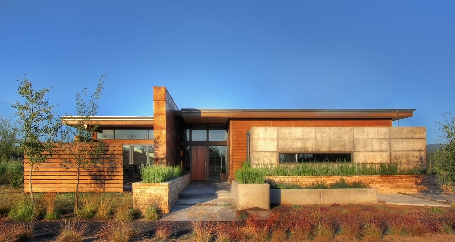 high desert modern architecture