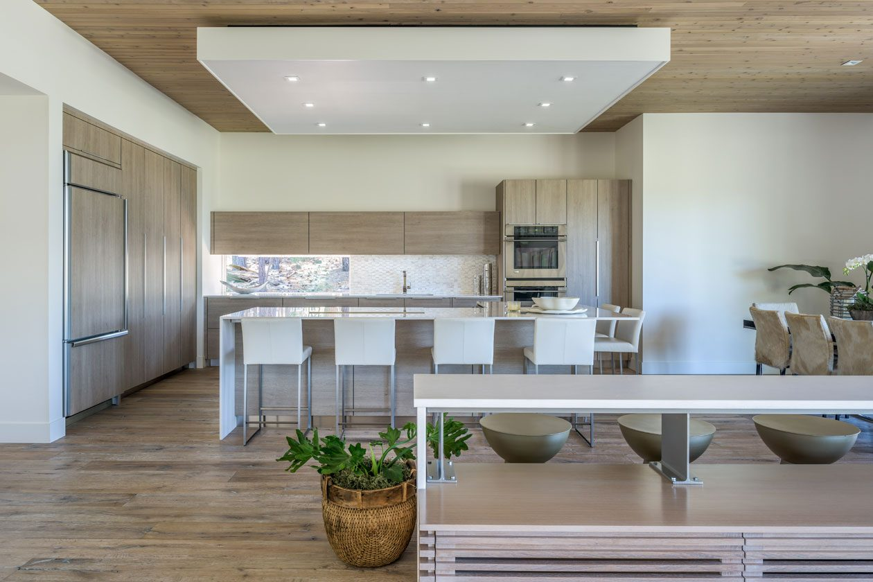 modern cabinets interiors